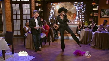 Carla\'s Dance Audition for Tom Bergeron