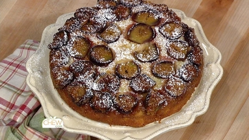 Fig Upside Down Cake Recipe: Part 1