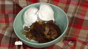 Slow Cooker Apple Spice Cake Recipe: Part 1