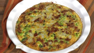 Flourless Bacon and Broccoli Quiche Recipe: Part 1