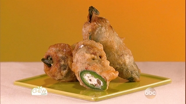 Beer-Battered Jalapeno Poppers: Part 1