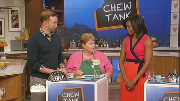 Chew Tank: Michelle Obama Edition