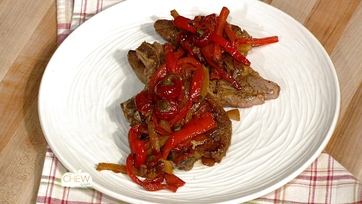 Pork Chops with Peppers: Part 1