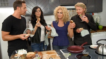 On Location: Little Big Town in Nashville