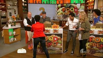 Food Frenzy: Mario Lopez Edition