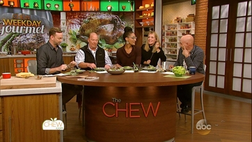 The Chew\'s E-Z Guide to Meal Planning