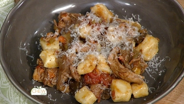Gnocchi with Chicken Ragu: Part 1