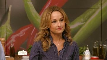 Celebrity Egg Timer: Giada De Laurentiis