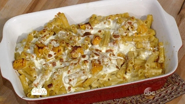 5-Cheese Butternut Squash Baked Ziti: Part 1