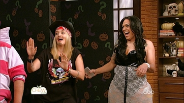 The Cohost\'s 2014 Halloween Costumes Revealed