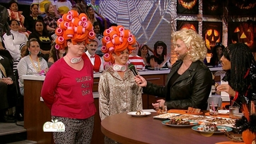 The Chew\'s Costume Parade