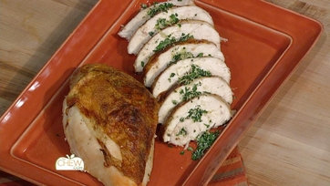 Easy Oven Roasted Turkey Breast: Part 1