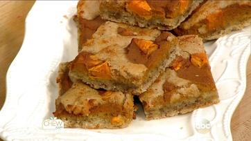 Sweet Potato Pie Bars: Part 2