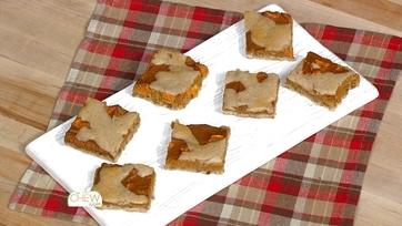 Sweet Potato Pie Bars: Part 1