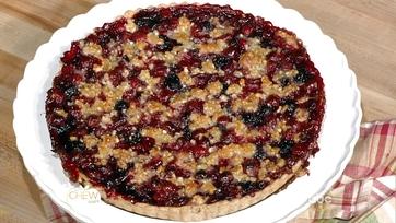 Cranberry Cherry Crumble: Part 1
