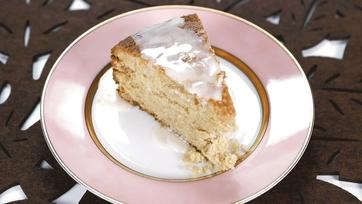 Applesauce Cake: Part 1