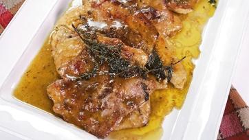 Ham & Turkey Cutlets with Gravy: Part 2