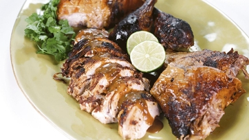 Ancho Chili-Maple Turkey