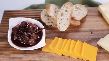 Roasted Grape Spread