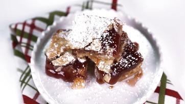 Linzer Torte Bar: Part 1