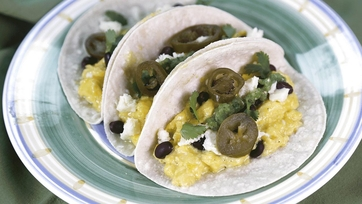 Energy-Boosting Breakfast Tacos: Part 1