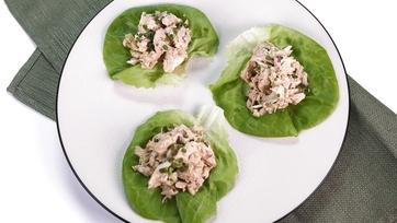 Crab Salad Cups: Part 2