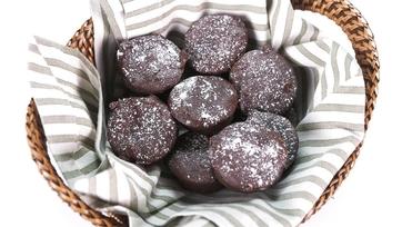Sweet Potato Brownie Bites: Part 2