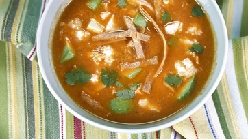 Tortilla Soup: Part 1