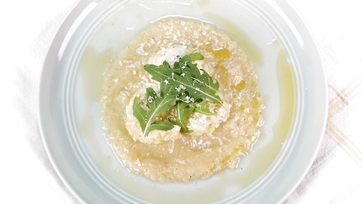 Ricotta Gnudi with Yellow Tomato Sauce: Part 2