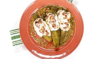 Chiles Rellenos: Part 1