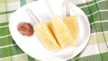 Pineapple Margarita Pops