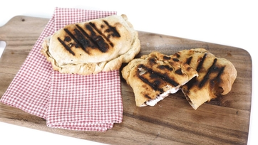 S\'mores Calzone: Part 1