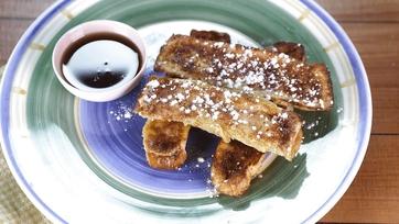 French Toast Sticks: Part 2