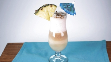 Toasted Coconut Colada