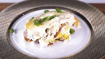 Hungarian Potato Casserole: Part 1