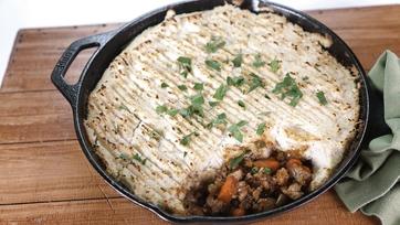 Turkey Shepherd\'s Pie
