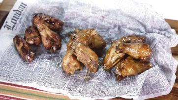 Naked Hot Wings