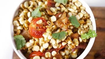 Corn Succotash: Part 2