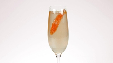 Tequila Sparkler Recipe by Clinton Kelly