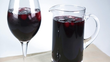 """""""Where\'s My Refund"""" Red Sangria"""