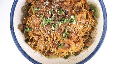 Spicy Dollar-Saving Pasta: Part 1