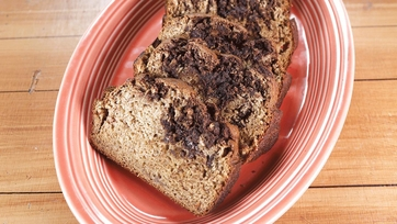 Chocolate Peanut Butter Banana Bread: Part 2