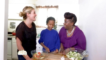 On Location: Daphne's Mom Meal Makeover