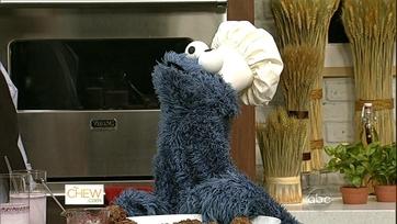 Cookie Monster\'s Celeb Egg Timer