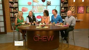 Chew Co-hosts\' Favorite Flavor Pairings