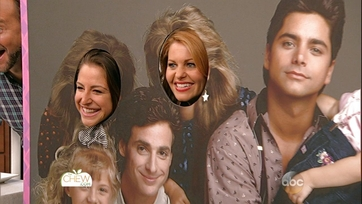 Candace Cameron Bure vs. Full House Super Fan