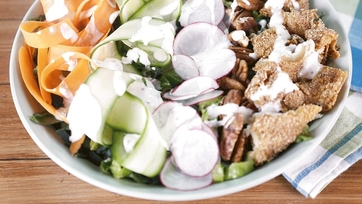 Southern Cobb Salad: Part 1