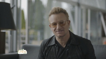 U2's Bono Announces Eat RED, Drink RED, Save Lives!