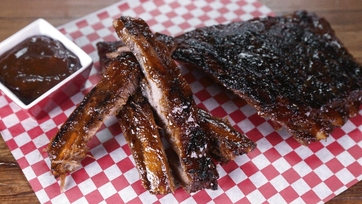 Cola Glazed Pork Ribs: Part 2