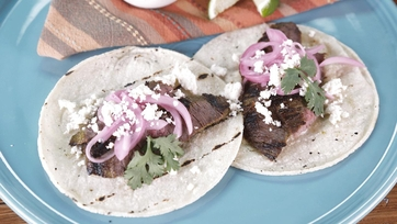 Steak Tacos with Chimichuri: Part 2